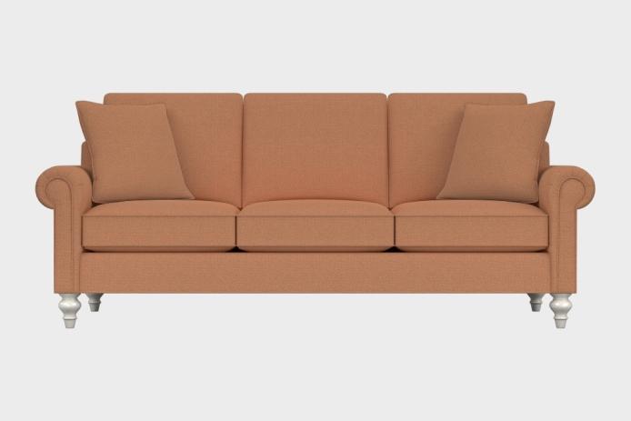 溪音款三人沙发