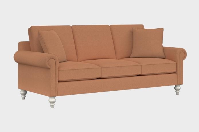 溪音款三人沙發