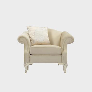 天鹅倒影 单人沙发