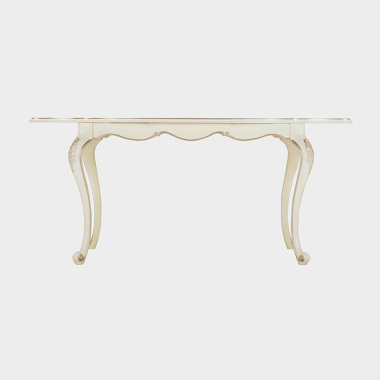 天鹅倒影 1.25-1.7米伸缩餐桌/书桌