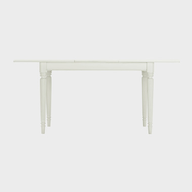 蓝色风铃 1.25-1.7米伸缩餐桌/书桌