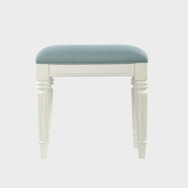 藍色風鈴 梳妝凳