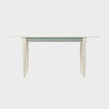云海蓝珊 1.25-1.7米伸缩餐桌/书桌