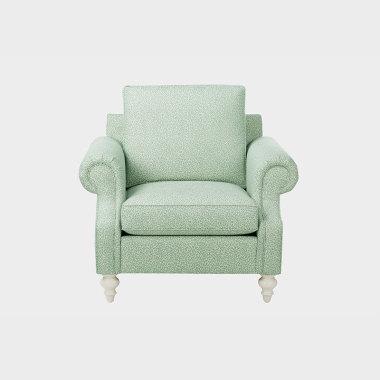 蓝调探戈 单人沙发