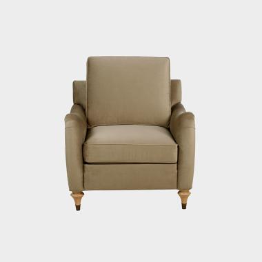 夏洛克公寓 单人沙发(木棉)