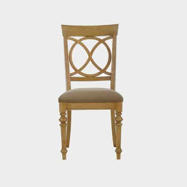 夏洛克公寓 餐椅(木棉)