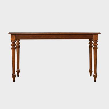 夏洛克公寓 1.25/1.4米餐桌/书桌(华生棕)