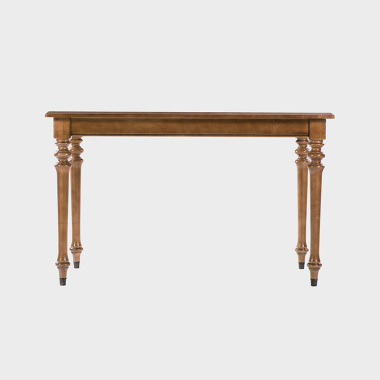 夏洛克公寓 1.25/1.4米餐桌/书桌(橡子棕)
