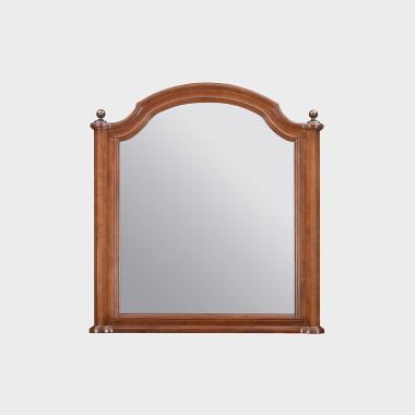夏洛克公寓 梳妝鏡(華生棕)