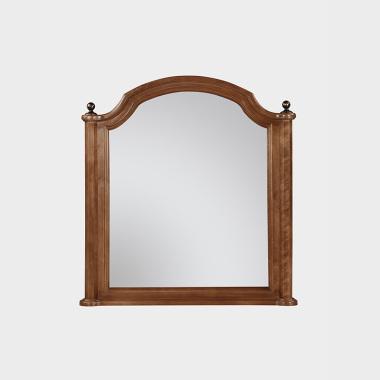 夏洛克公寓 梳妆镜(橡子棕)