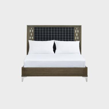 折叠城市 1.2-1.8米软包床