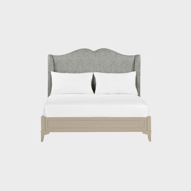 落落星辰 1.2-1.8米软包床