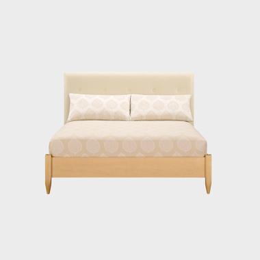 清枫物语 1.2-1.8米软包床