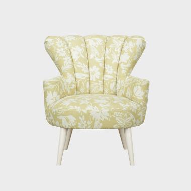 花見 沙發椅 花徑黃