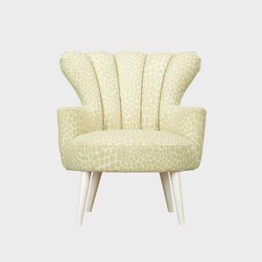花見 沙發椅 斑斕黃