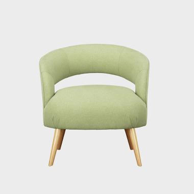 浮游 沙发椅 晨暮绿