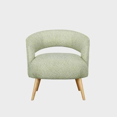 浮游 沙發椅 星云綠
