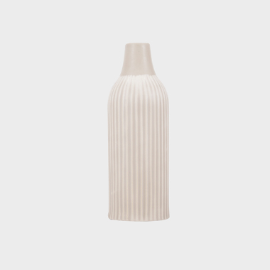 恋恋三季浅棕色装饰高瓶