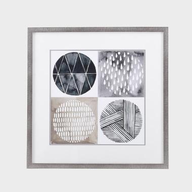 平行空间装饰画-A