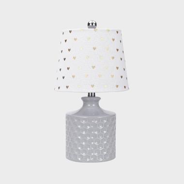 心晴陶瓷臺燈