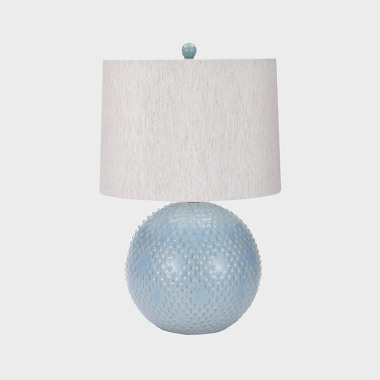 繁星陶瓷臺燈