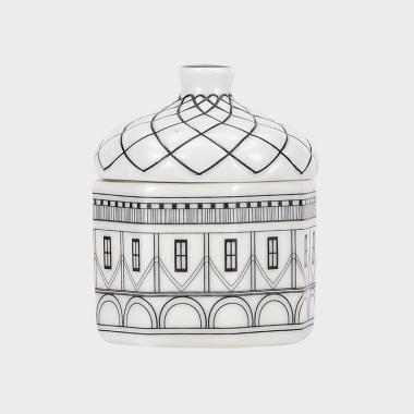 迷途-圆密封罐