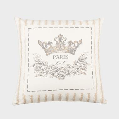 巴黎贵族装饰方枕