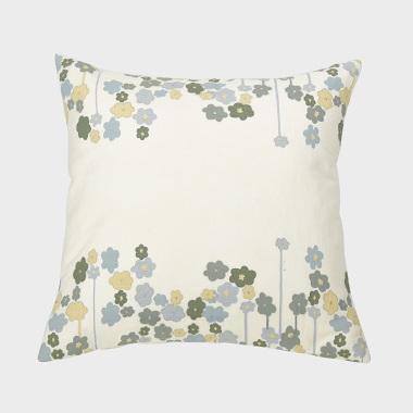 花雨裝飾方枕