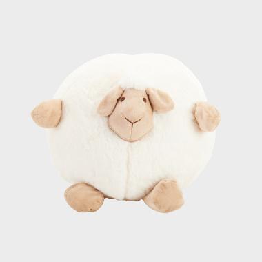 咩咩-白色羊宝宝玩偶