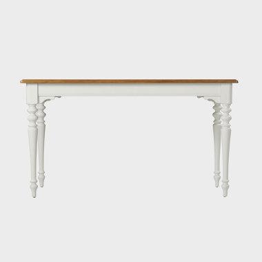 绿野仙踪 1.4米餐桌/书桌(橡子棕)