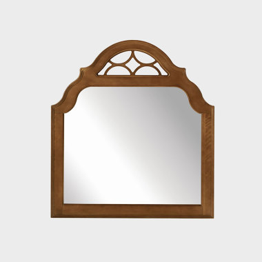 綠野仙蹤 梳妝鏡(橡子棕)