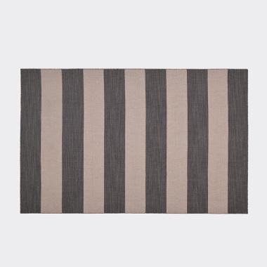 条纹记忆-编织地毯