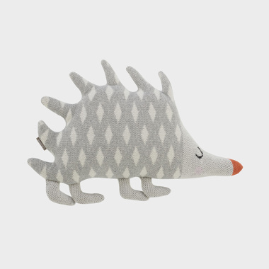 斑斑 刺猬玩偶