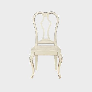 天鵝倒影 餐椅