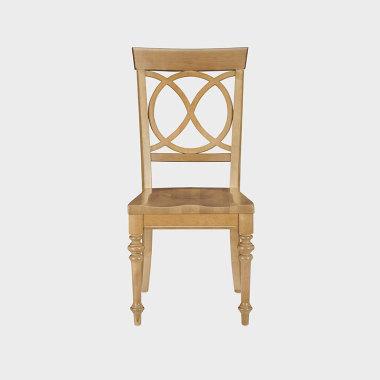 夏洛克公寓 餐椅