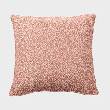 星云-红色装饰枕