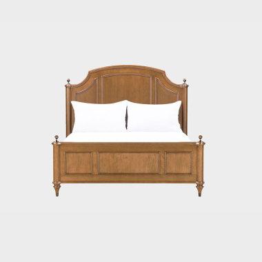 夏洛克公寓 1.2-1.8米床(橡子棕)