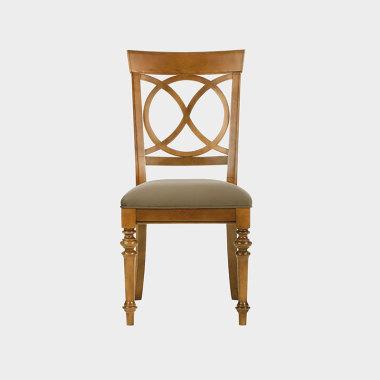 夏洛克公寓 餐椅(橡子棕)