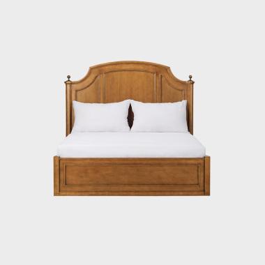 夏洛克公寓 1.5/1.8米储物床(橡子棕)