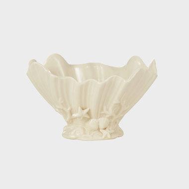 海洋趣味-珊瑚貝殼碗擺件-小號