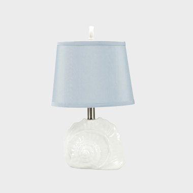 螺音-陶瓷臺燈