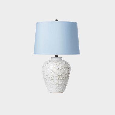 珊澜陶瓷台灯