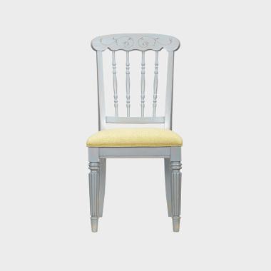 藍色風鈴 餐椅