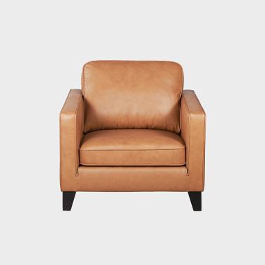新紳士 單人沙發