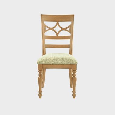 綠野仙蹤 軟包餐椅(木棉)