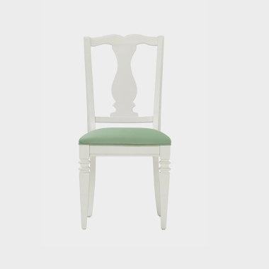 蓝调探戈 餐椅