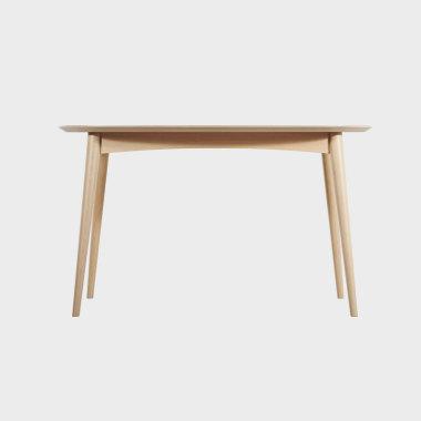 原木心晴 1.29米餐桌/书桌