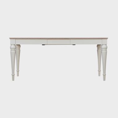 弧光圆舞 1.4-1.8米伸缩餐桌/书桌
