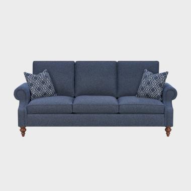 布鲁斯 三人沙发