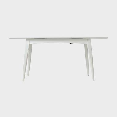 白月光 1.25-1.7米伸缩餐桌/书桌